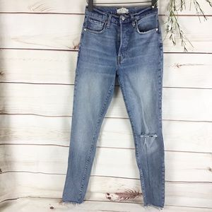 WE the FREE STELLA HIGH-WAISTED SKINNY JEANS